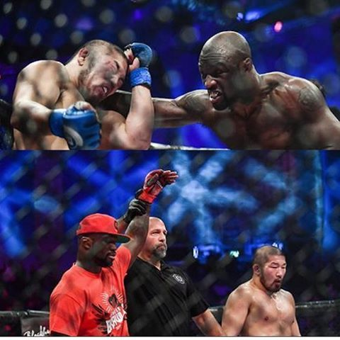 King Mo Defeats Ishii at Bellator 169