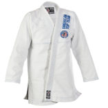 White gi Front jacket