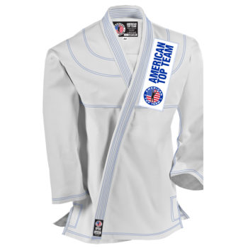 White gi Jacket